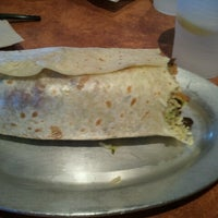 Photo taken at Pancheros Mexican Grill by Kenzie K. on 7/15/2012