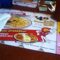 Photo taken at George Webb Restaurants by Dagmar B. on 10/25/2012