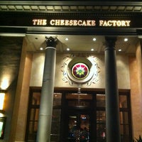 Photo taken at The Cheesecake Factory by Grady P. on 10/27/2012
