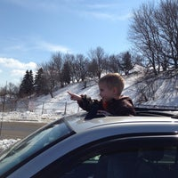 Photo taken at MSP Airport Cell Phone Lot by Kay A. on 3/20/2014