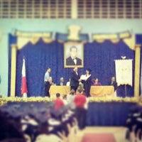 Photo taken at Colegio José Daniel Crespo by Eduardo A. on 12/19/2012