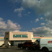 Photo taken at DuBois Mall by Kelley S. on 9/19/2013