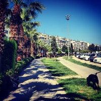 Photo taken at Güzelyalı Sahili by Mine Y. on 6/16/2013