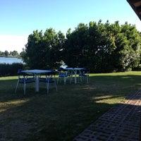 Photo taken at KLI waterski school by Andrea B. on 6/7/2013