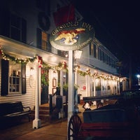 Photo taken at The Griswold Inn by CraftReppin on 11/29/2014