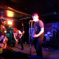Photo taken at The Middle East Downstairs by Erik S. on 3/8/2013