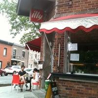 Photo taken at Caffè Grazie Mille by Michael H. on 7/5/2013