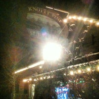 Photo taken at Knotty Pine Bar and Restaraunt by Michael H. on 12/16/2012