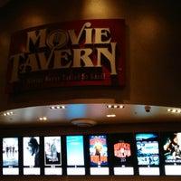 Photo taken at Movie Tavern by John M. on 11/19/2012
