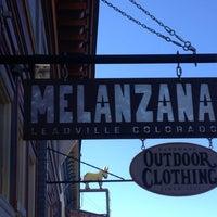 Photo taken at Melanzana by Heather B. on 1/22/2013