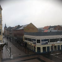Photo taken at Cabinn Hotel Esbjerg by Andrey B. on 1/21/2016