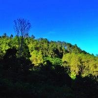 Photo taken at Gunung Puntang by Gita S. on 12/1/2013