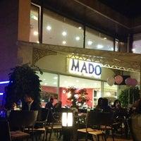 Photo taken at Mado by Ayşenur T. on 7/29/2013