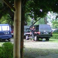 Photo taken at TVRI Jawa Barat & Banten by Diki S. on 12/2/2012