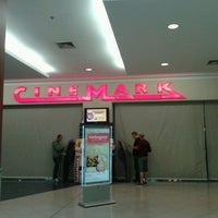 Photo taken at Cinemark by Luciana Z. on 11/15/2012