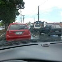 Photo taken at Avenida João Machado by caroline g. on 4/2/2013