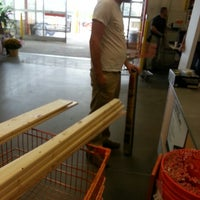 Photo taken at The Home Depot by John A. on 10/18/2013