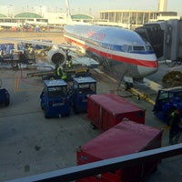 Photo taken at Gate H6 by Ivan R. on 11/25/2012