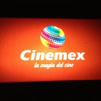 Photo taken at Cinemex by Victor D. on 4/30/2013