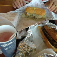 Photo taken at Jersey Mike's Subs by 신기원 on 6/26/2013