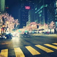 Photo taken at The Magnificent Mile by John N. on 12/1/2012