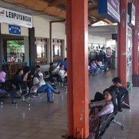 Photo taken at Stasiun Lempuyangan by Ardhi H. on 11/27/2012