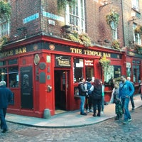 Photo taken at Temple Bar Square by flavio on 4/25/2013