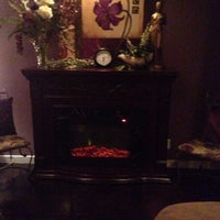 Photo taken at Tanglewood Tranquility Spa by Tamara E. on 11/17/2013