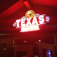 Photo taken at Texas Roadhouse by TAR on 3/17/2013