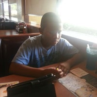Photo taken at Denny's by Jacqueline D. on 2/23/2013