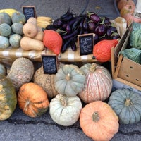 Photo taken at Broad Ripple Farmers Market by Sara C. on 9/29/2012