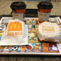 Photo taken at McDonald's by Cassie F. on 11/9/2012