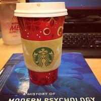 Photo taken at Starbucks by John H. on 12/11/2013