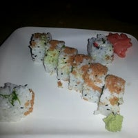 Photo taken at Nori Modern Noodle and Sushi by Nick K. on 11/26/2012
