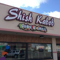 Photo taken at Shish Kabob Subs And Grill by David E. on 3/19/2013