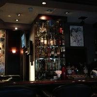 Photo taken at Bar Dessiné (Radisson BLU) by AF on 5/16/2013