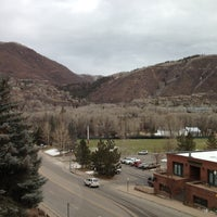 Photo taken at Hotel Jerome by James I. on 11/16/2012