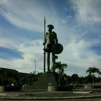 Photo taken at Universidade Nilton Lins by Waleria N. on 4/10/2013