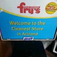 Photo taken at Fry's Marketplace by Norm S. on 4/17/2013