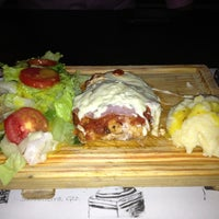Photo taken at El Raco Restaurant Bar by Carlos R. on 6/9/2013