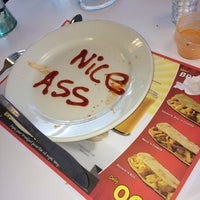 Photo taken at Steak 'n Shake by Ryan R. on 9/25/2013