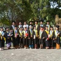 Photo taken at Fakultas Geografi by Moony M. on 11/27/2012