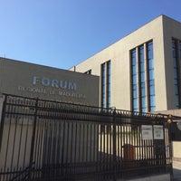 Photo taken at Fórum Regional de Madureira by Andre B. on 6/17/2016