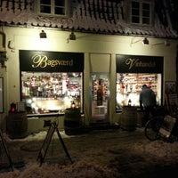 Photo taken at Bagsværd Vinhandel by Lars H. on 12/13/2012