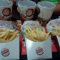 Photo taken at Burger King by Clara S. on 1/31/2013