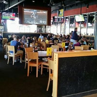 Photo taken at Buffalo Wild Wings by Sam W. on 4/23/2016