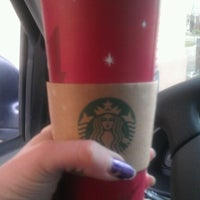 Photo taken at Starbucks by Alena L. on 11/15/2012