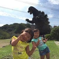 Photo taken at Godzilla by Ace M. on 9/25/2016