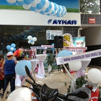 Photo taken at Aykar 2 by Ahmet A. on 8/31/2013