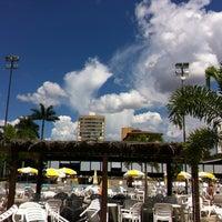 Photo taken at Praia Clube by Humberto R. on 12/20/2012